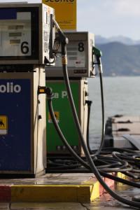 Petrol pumps composition