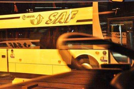 autobus saf