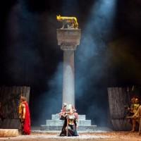 Attila al Verdi di TS, Foto Visualart