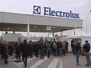 Electrolux ingresso