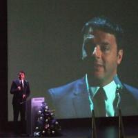 Il Presidente del Consiglio, Matteo Renzi, alla Fincantieri di Monfalcone (GO)