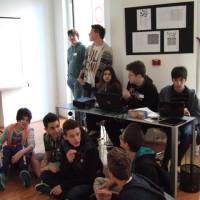Laboratorio di matematica (foto TABLETquotidiano)