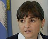 Debora Serracchiani, presidente della Regione Autonoma Friuli Venezia Giulia