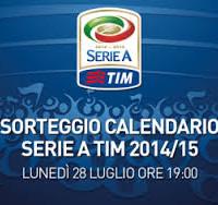 Calendario serie a calcio