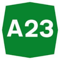 autostrada A23