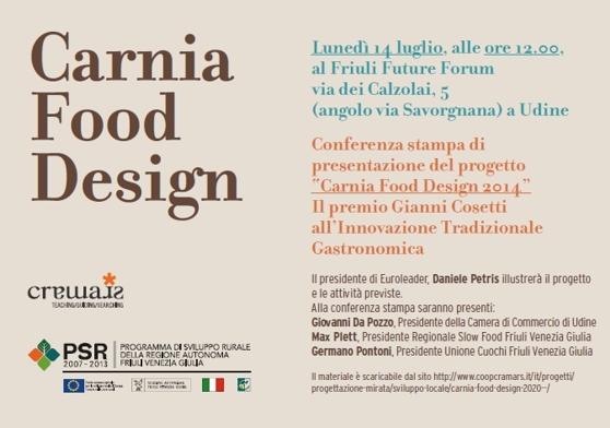 carnia food design