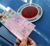 patente codice strada