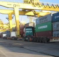 terminal marino Trieste porto