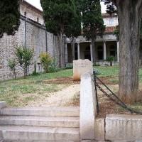 Vergarolla strage cippo Pola