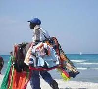 ambulante spiaggia