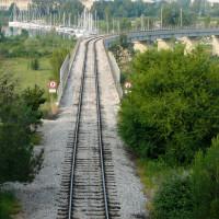 ferrovia porto Monfalcone