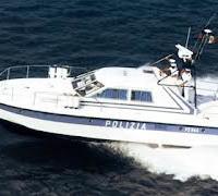 motovedetta Polizia