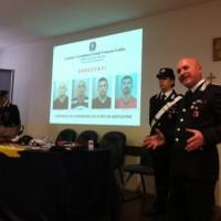 Furti in abitazione: operazione Carabinieri Udine