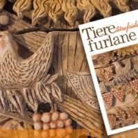 Copertina di Tiere Furlane / Terra Friulana, Rivista di cultura del territorio del FVG, numero 22