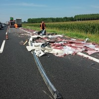 Incidente camion san Giorgio