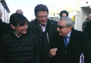 Serracchiani, Gherghetta e Bono (2)