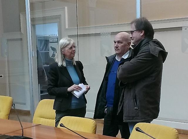 Silvia Altran incontro con Rsu