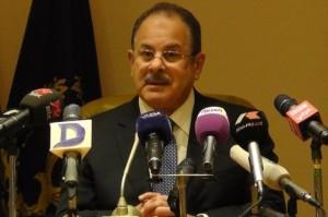 ministro interno egiziano