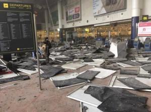 Bruxelles attentati