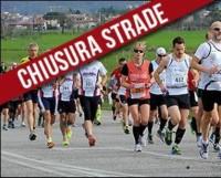 Maratona chiusura strade
