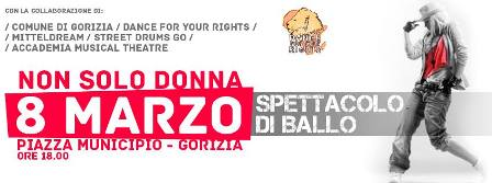 ballo Gorizia 8 marzo