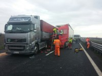 incidente tamponamento camion