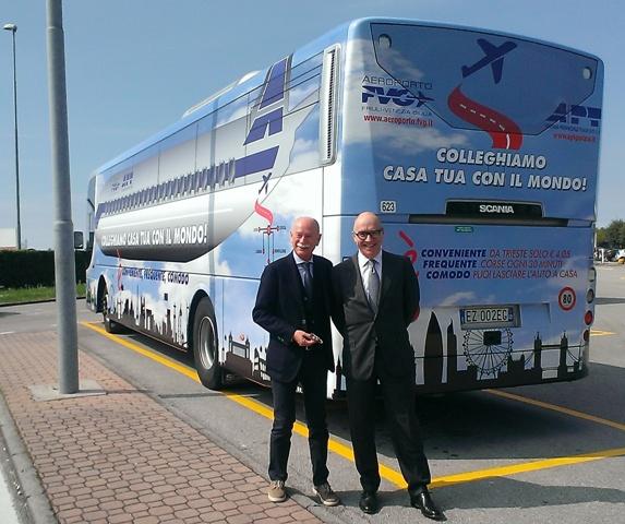 Aeroporto Presidente Antonio Marano e Paolo Polli