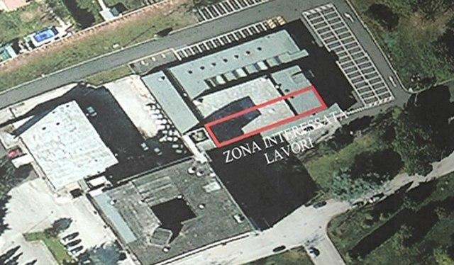 L'area del Distretto sanitario di Cormons dove avrà sede un Centro di Assistenza Primaria (CAP) - 07/04/2016