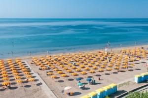 Spiaggia Grado Pineta