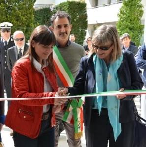 Ogs inaugurazione Serracchiani Pedicchio