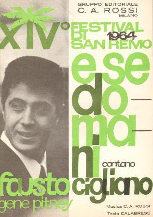 spartito-esedomani-faustocigliano-1964